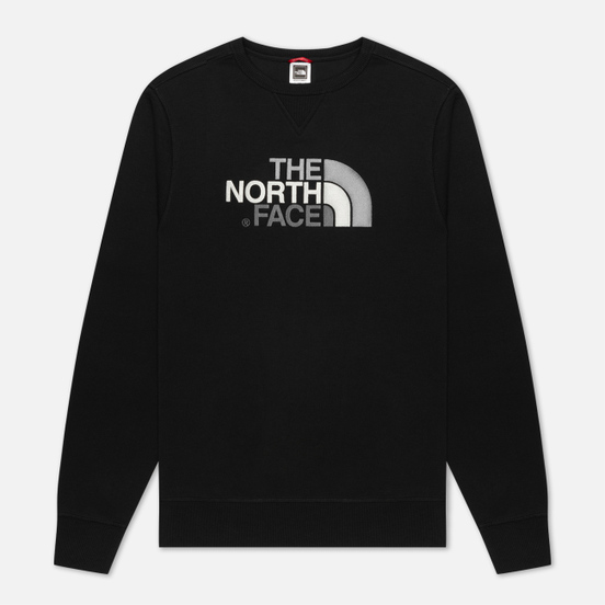 Мужская толстовка The North Face Drew Peak Crew TNF Black