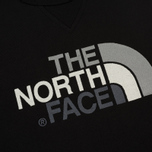 Мужская толстовка The North Face Drew Peak Crew TNF Black фото- 2