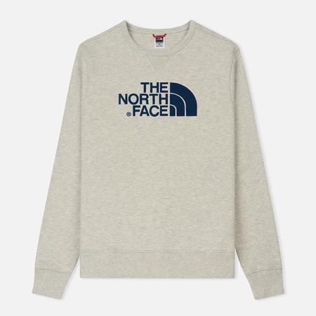 Мужская толстовка The North Face Drew Peak Crew TNF Oatmeal Heather
