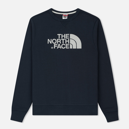 Мужская толстовка The North Face Drew Peak Crew Urban Navy