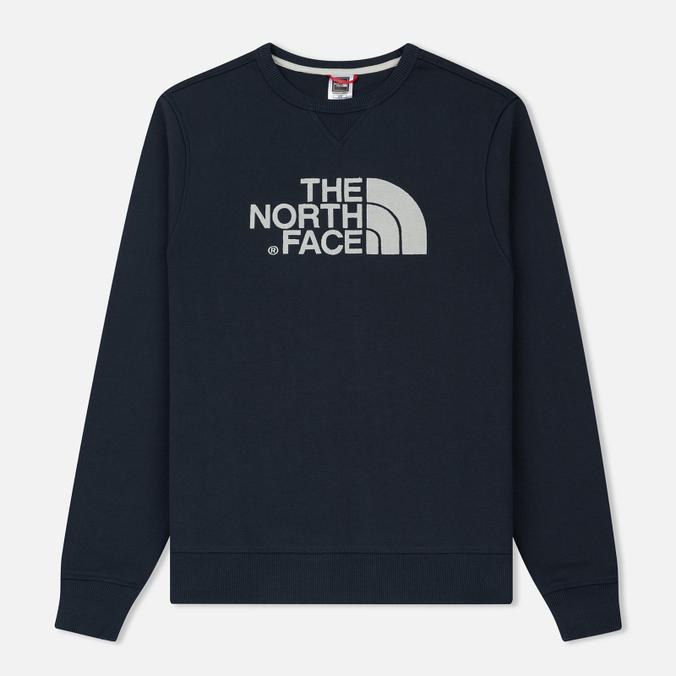 Мужская толстовка The North Face Drew Peak Crew Urban Navy