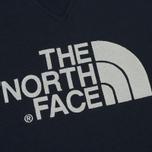 Мужская толстовка The North Face Drew Peak Crew Urban Navy фото- 2