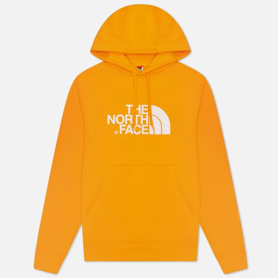 Мужская толстовка The North Face Drew Peak Hoodie Flame Orange
