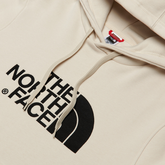 Мужская толстовка The North Face Drew Peak Hoodie Vintage White/TNF Black