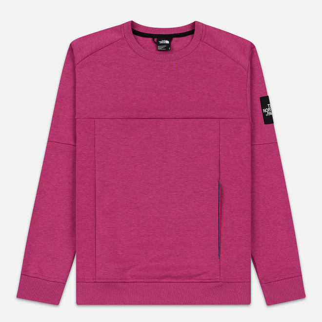 Мужская толстовка The North Face Fine 2 Crew Festival Pink