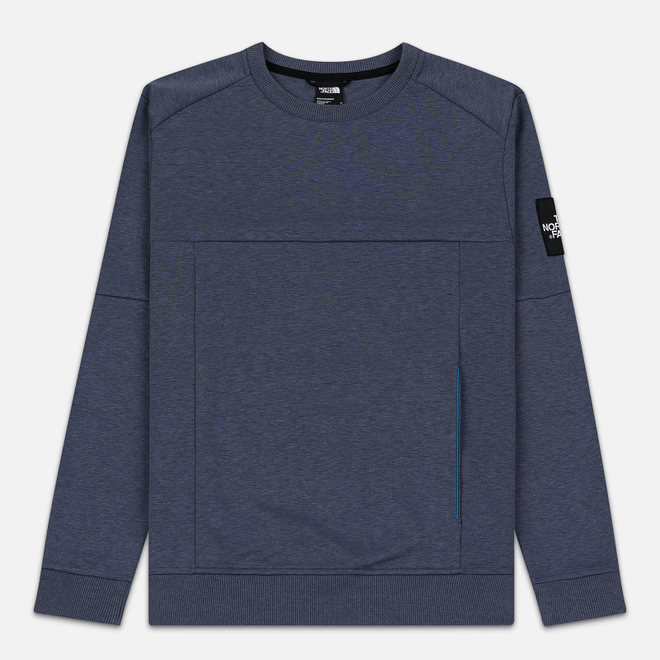Мужская толстовка The North Face Fine 2 Crew Grisaille Grey