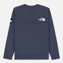 Мужская толстовка The North Face Fine 2 Crew Grisaille Grey фото- 5