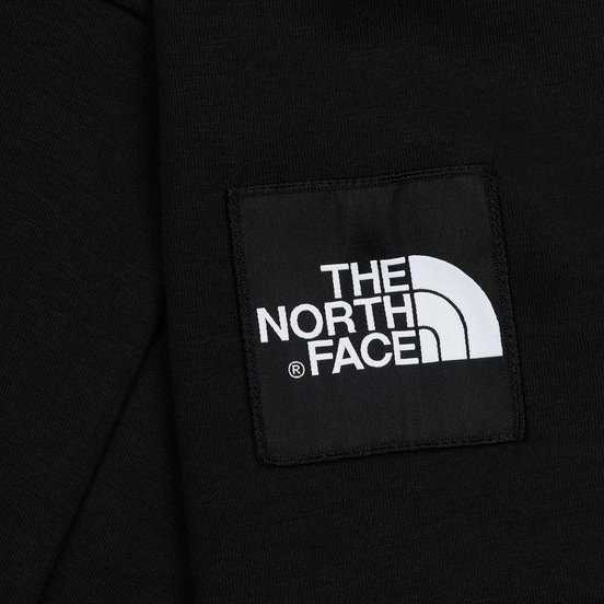 Мужская толстовка The North Face Fine 2 Crew TNF Black