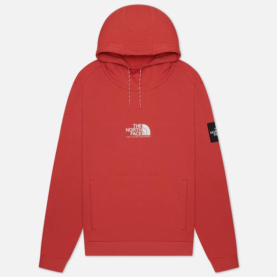 Мужская толстовка The North Face Fine Alpine Hoodie Sunbaked Red
