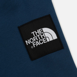 Мужская толстовка The North Face Fine Box Hoodie Porcelain Green/Blue Wing Teal фото- 4