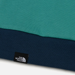 Мужская толстовка The North Face Fine Box Hoodie Porcelain Green/Blue Wing Teal фото- 6