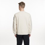 Мужская толстовка The North Face Fine Crew Light Vintage White фото- 7