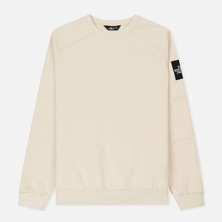Мужская толстовка The North Face Fine Crew Light Vintage White