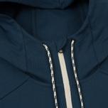 Мужская толстовка The North Face Fine Full Zip Hoodie Blue Wing Teal фото- 2