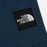 Мужская толстовка The North Face Fine Full Zip Hoodie Blue Wing Teal фото- 5
