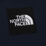 Мужская толстовка The North Face Fine Full Zip Hoodie Urban Navy фото- 2