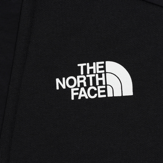 Мужская толстовка The North Face Graphic Half-Zip Hoodie TNF Black