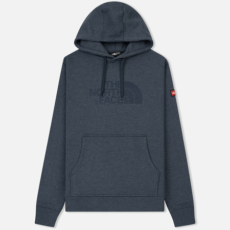 Мужская толстовка The North Face IC Logo Hoodie Cosmic Blue Heather