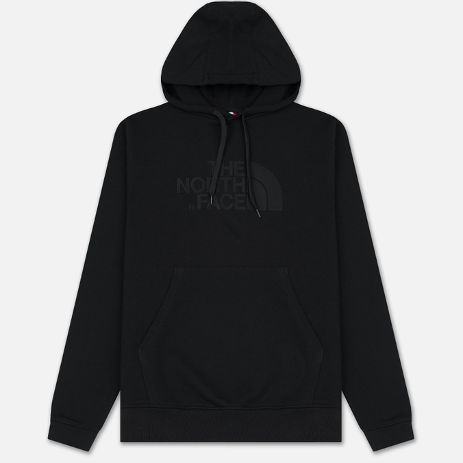 Мужская толстовка The North Face Light Drew Peak Hoodie Black
