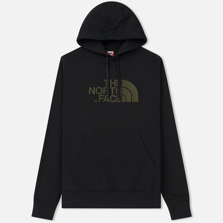 Мужская толстовка The North Face Light Drew Peak Hoodie Black/New Taupe Green