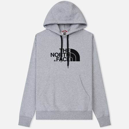 Мужская толстовка The North Face Light Drew Peak Hoodie Light Grey