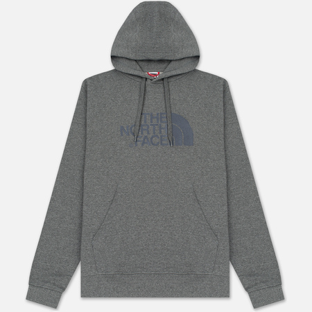 Мужская толстовка The North Face Light Drew Peak Hoodie Medium Grey Heather