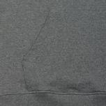 Мужская толстовка The North Face Light Drew Peak Hoodie Medium Grey Heather фото- 2