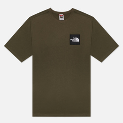Мужская футболка The North Face Mos New Taupe Green
