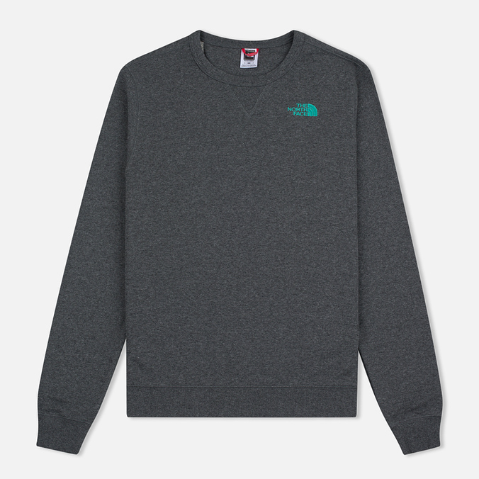 Мужская толстовка The North Face Mountain Pullover Medium Grey Heather