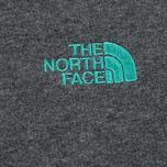 The North Face Mountain Pullover Medium Men's Hoody Grey Heather photo- 2