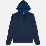 Мужская толстовка The North Face Open Gate Full Zip Cosmic Blue фото- 0