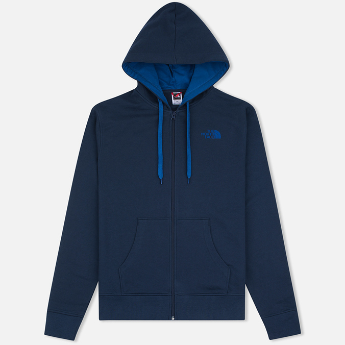 Мужская толстовка The North Face Open Gate Full Zip Cosmic Blue