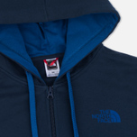 Мужская толстовка The North Face Open Gate Full Zip Cosmic Blue фото- 1