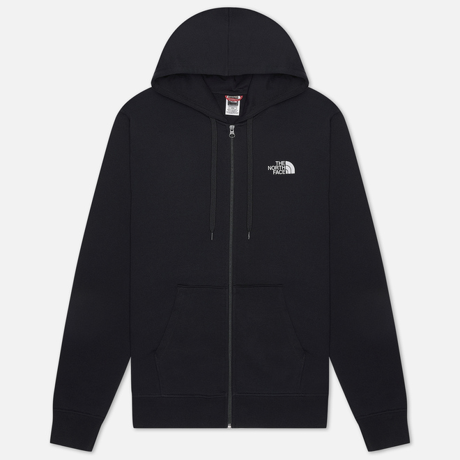 Мужская толстовка The North Face Open Gate Full Zip Hoodie TNF Black