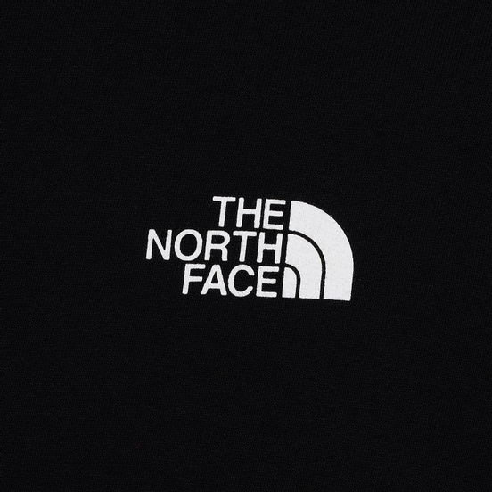 Мужская толстовка The North Face Open Gate Full Zip Hoodie TNF Black/TNF White