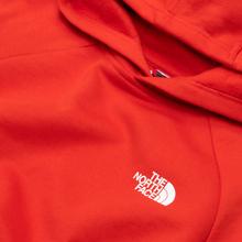 Мужская толстовка The North Face Raglan Red Box Hoodie Fiery Red фото- 1