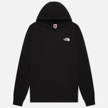 Мужская толстовка The North Face Raglan Red Box Hoodie TNF Black фото- 0