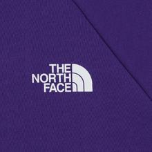 Мужская толстовка The North Face Raglan Redbox Crew Hero Purple фото- 1