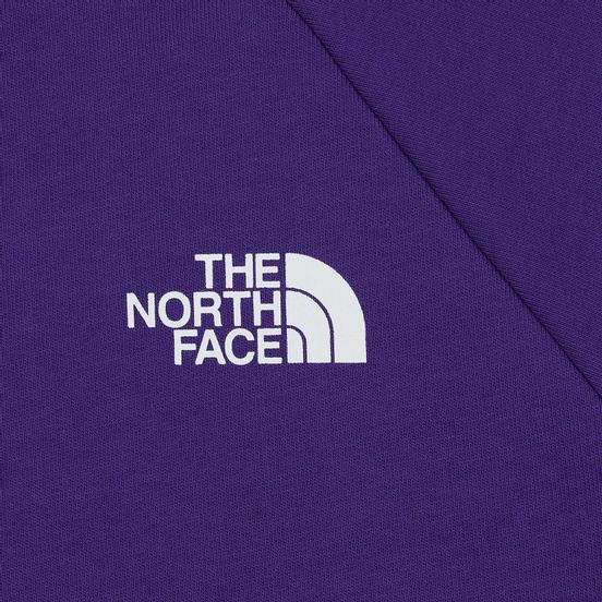 Мужская толстовка The North Face Raglan Redbox Crew Hero Purple