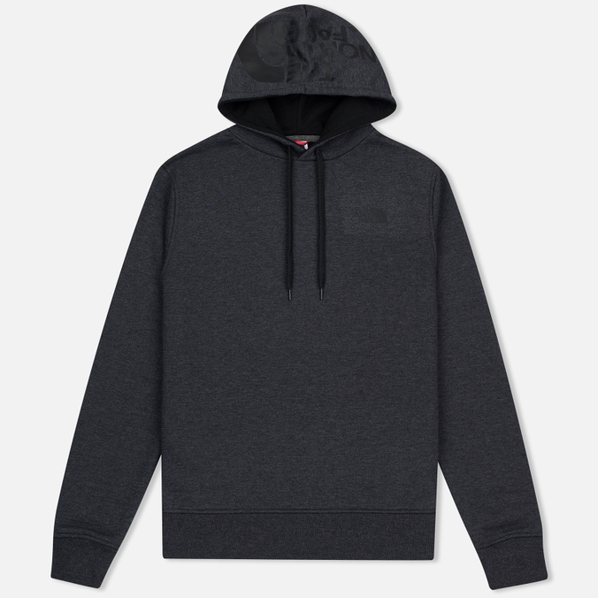 Мужская толстовка The North Face Seasonal Drew Peak Hoody Dark Grey Heather