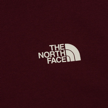 Мужская толстовка The North Face Seasonal Drew Peak Hoody Deep Garnet Red фото- 2