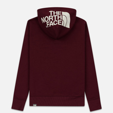 Мужская толстовка The North Face Seasonal Drew Peak Hoody Deep Garnet Red фото- 4