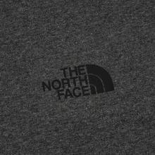 Мужская толстовка The North Face Seasonal Drew Peak Hoody Medium Grey Heather/TNF Black фото- 2