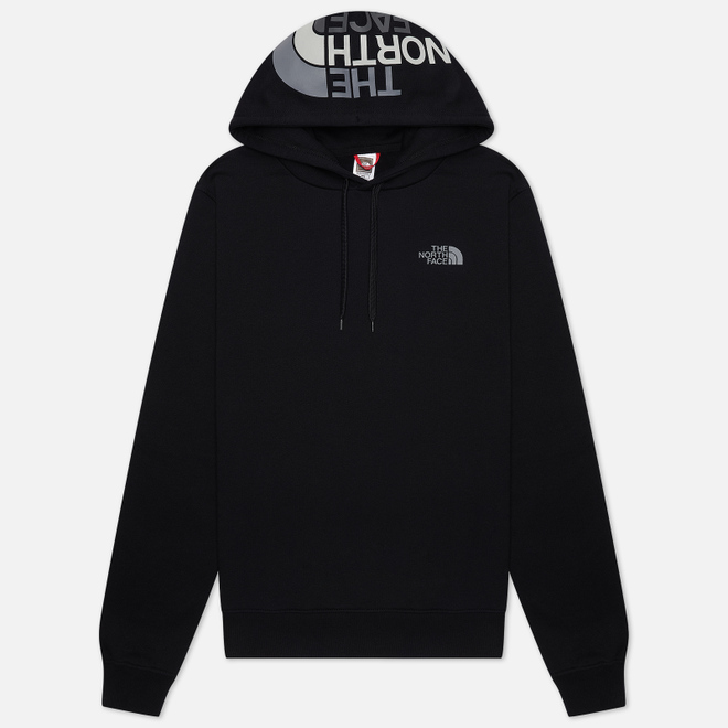 Мужская толстовка The North Face Seasonal Drew Peak Hoody TNF Black/TNF Black