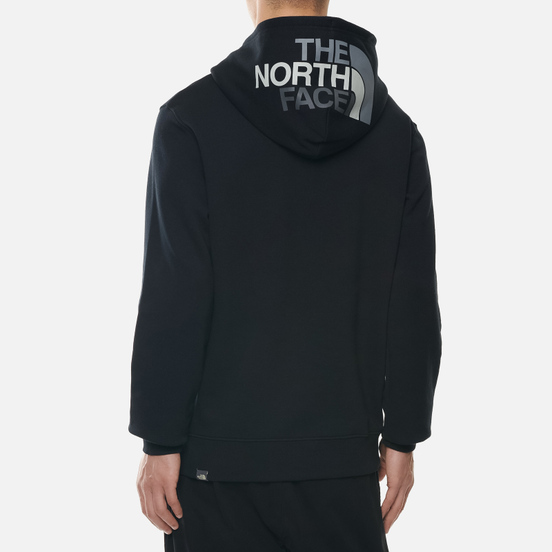 Мужская толстовка The North Face Seasonal Drew Peak Hoody TNF Black/TNF Black