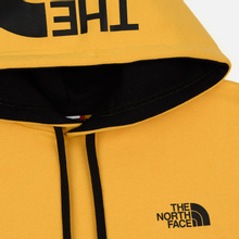 Мужская толстовка The North Face Seasonal Drew Peak Hoody TNF Yellow фото- 4
