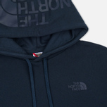 Мужская толстовка The North Face Seasonal Drew Peak Hoody Urban Navy фото- 1