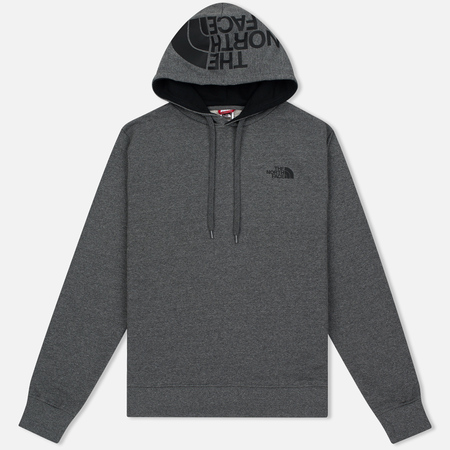 Мужская толстовка The North Face Seasonal Drew Peak Light Medium Grey