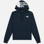 Мужская толстовка The North Face Seasonal Drew Peak Light Urban Navy фото- 0