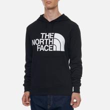 Мужская толстовка The North Face Standard Hoodie TNF Black фото- 2